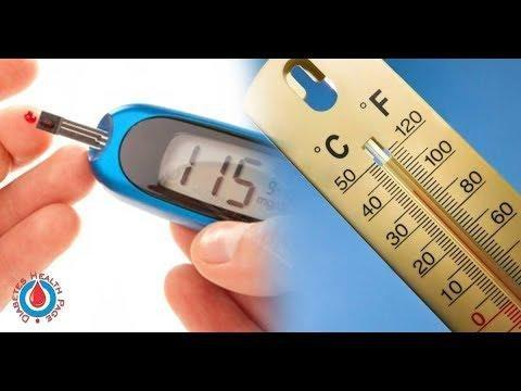 Can Heat Affect Diabetes?