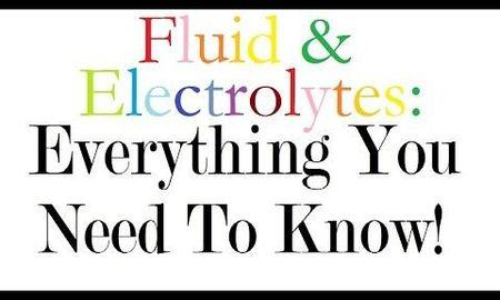 What Causes The Fluid And Electrolyte Disturbances In Dka?