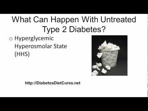 What Would Happen If Type 1 Diabetes Goes Untreated?