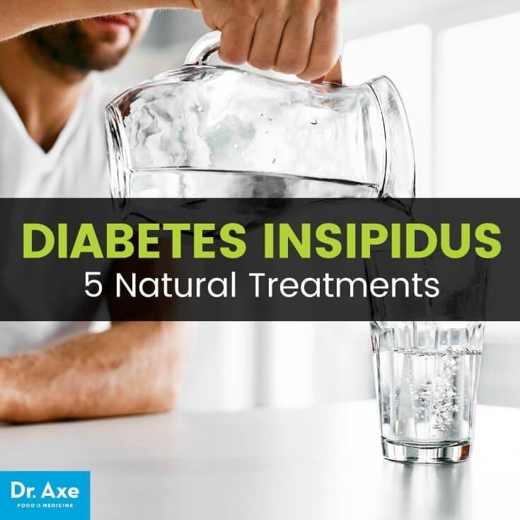 Diabetes Insipidus: Causes & Symptoms + 5 Natural Treatments