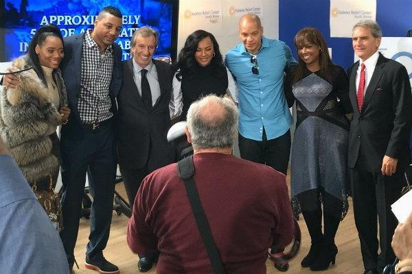 Vh1's 'love & Hip Hop' Stars Speak Out In The South Bronx On World Diabetes Day