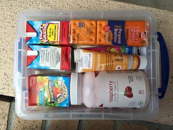 Mom's 'Diabetes Box' Ensures Her Daughter Is Safe In All Her Classes