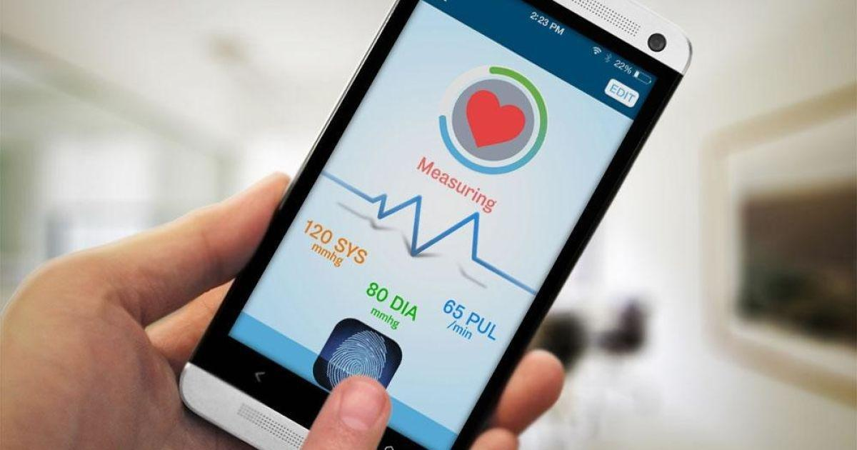 Blood Pressure And Glucose Tracker App