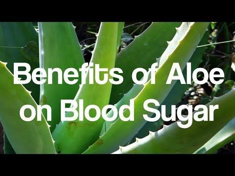 Aloe Vera Juice For Diabetes