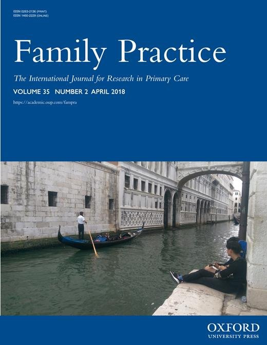 Relationship Between Primary Care Physicians Adherence To Guidelines For The Treatment Of Diabetes And Patient Satisfaction: Findings From A Pilot Study | Family Practice | Oxford Academic