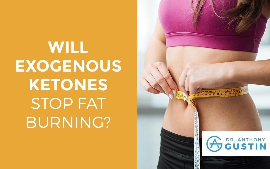 Will Taking Exogenous Ketones Stop Fat Loss?
