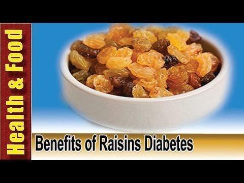 Dates And Raisins For Diabetics