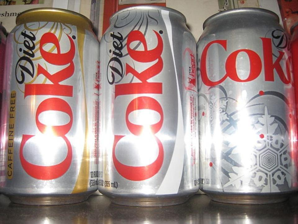 An Unintended Consequence Of Diet Soda: Disrupting Friendly Bacteria And Raising Blood Sugar