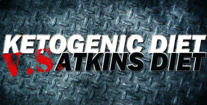 Atkins Diet Vs Ketogenic Diet – What's The Difference?