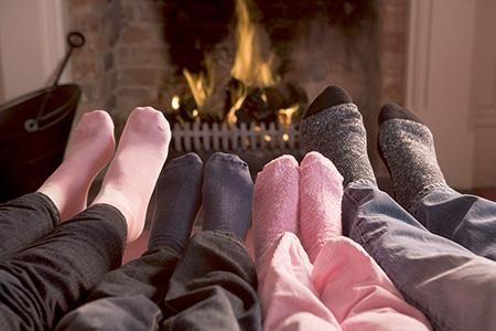 How Do Diabetics Keep Their Feet Warm