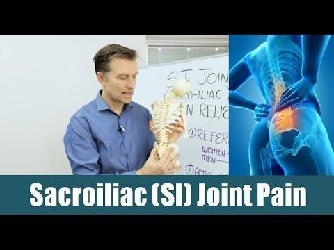 Sacroiliac-joint Steroid Injections
