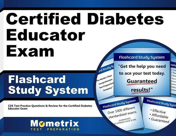 Certified Diabetes Educator Exam