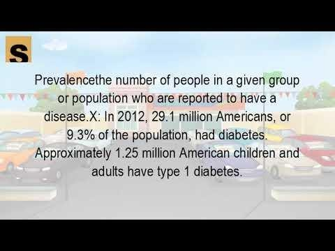 How Common Is The Diabetes?