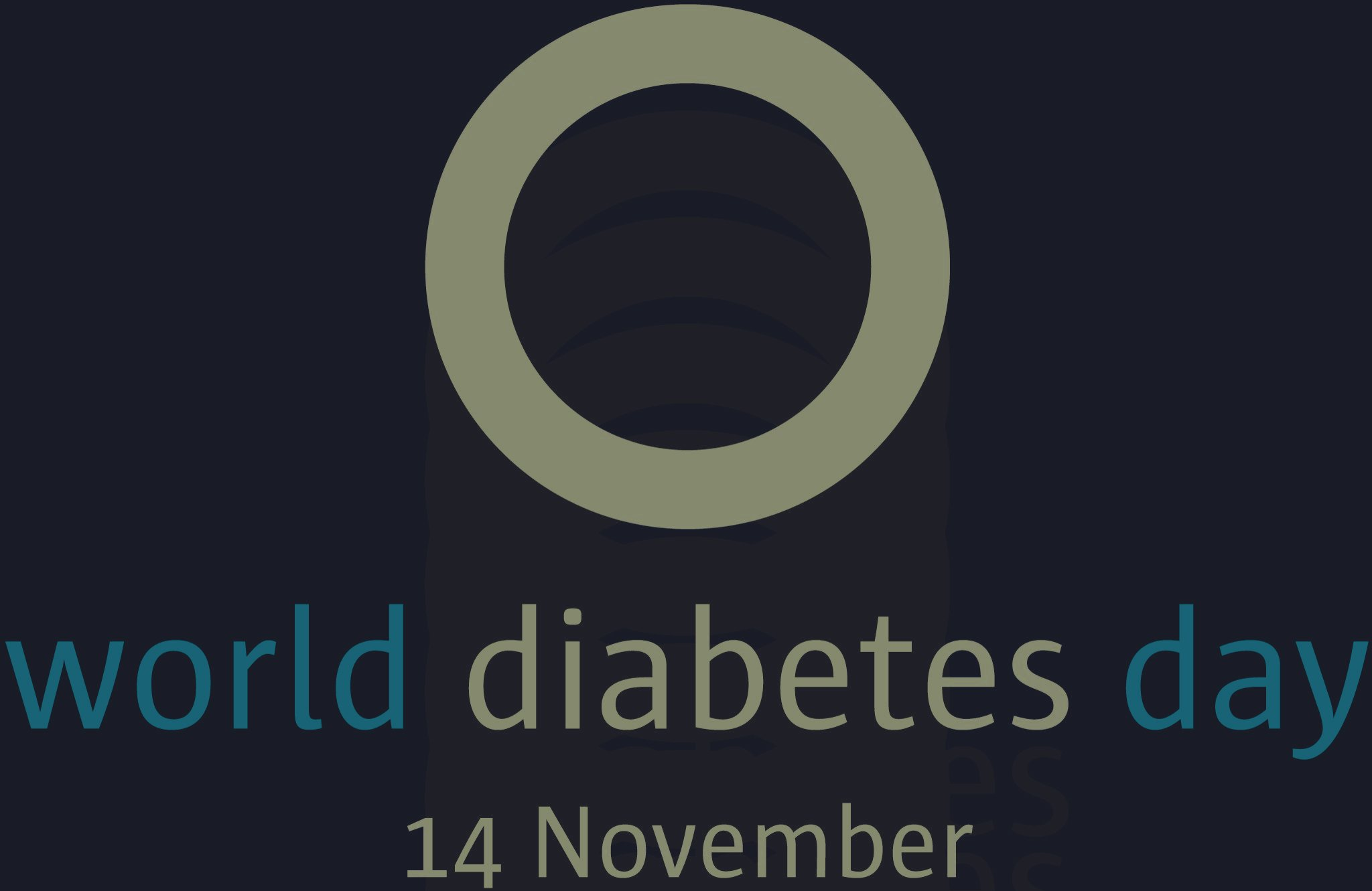 November: World Diabetes Day and Diabetes Awareness Month!
