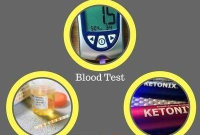 Ketosis Blood Test