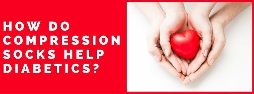 How Do Compression Socks Help Diabetics?
