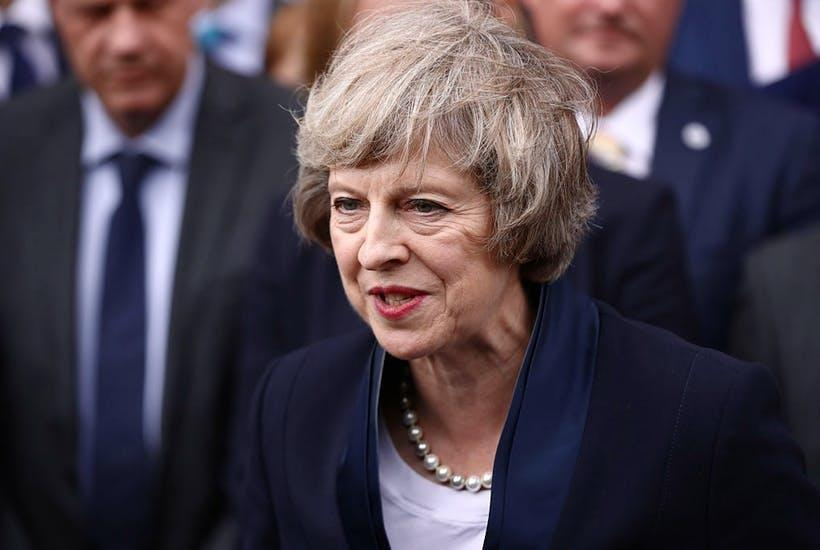 Theresa May: The First Prime Minister With A Discreet Need For Jelly Babies