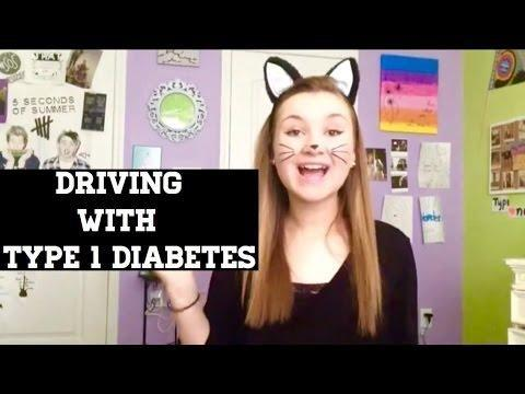 Driving With High Blood Sugar