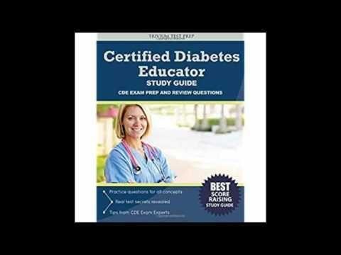 Certified Diabetes Educator Career Journal