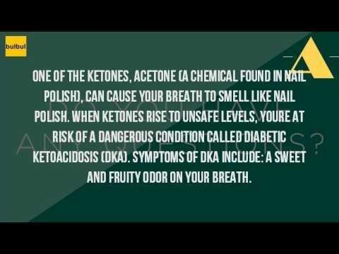 Acetone Breath Not Diabetes