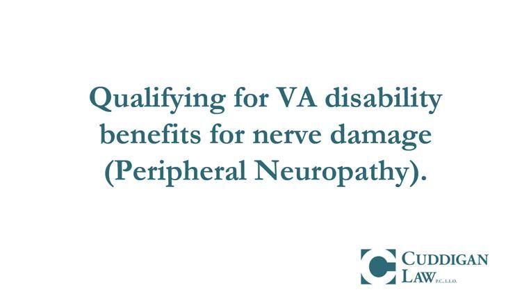 Social Security Disability Diabetic Neuropathy