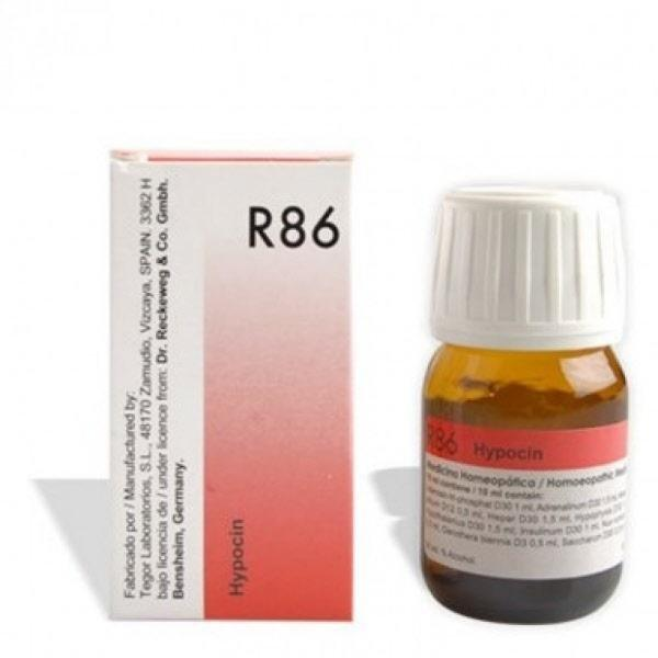 Dr Reckeweg Germany R86