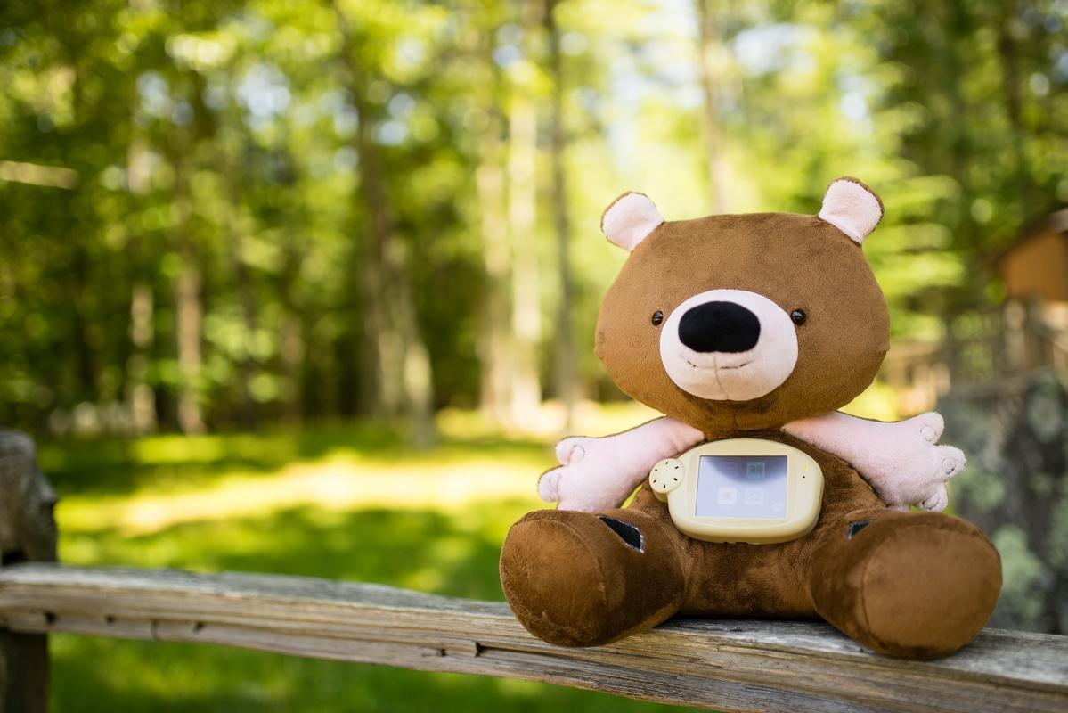 Jerry The Bear For Kids With Type 1 Diabetes: New & Improved!
