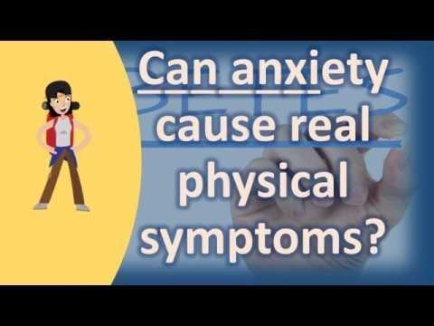 Can Anxiety Cause Symptoms Of Diabetes?