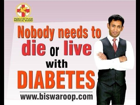 Managing Diabetes Without Drugs