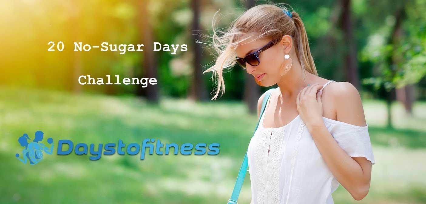 Welcome To 20 No-sugar Days Diet