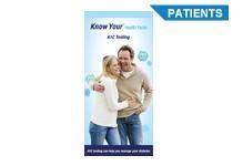 Diabetes Patient Education Brochure