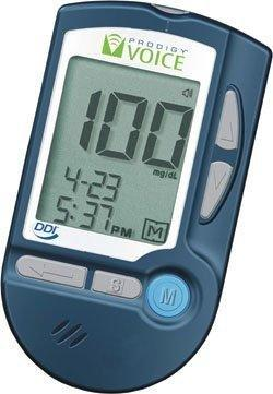 Talking Blood Glucose Monitors