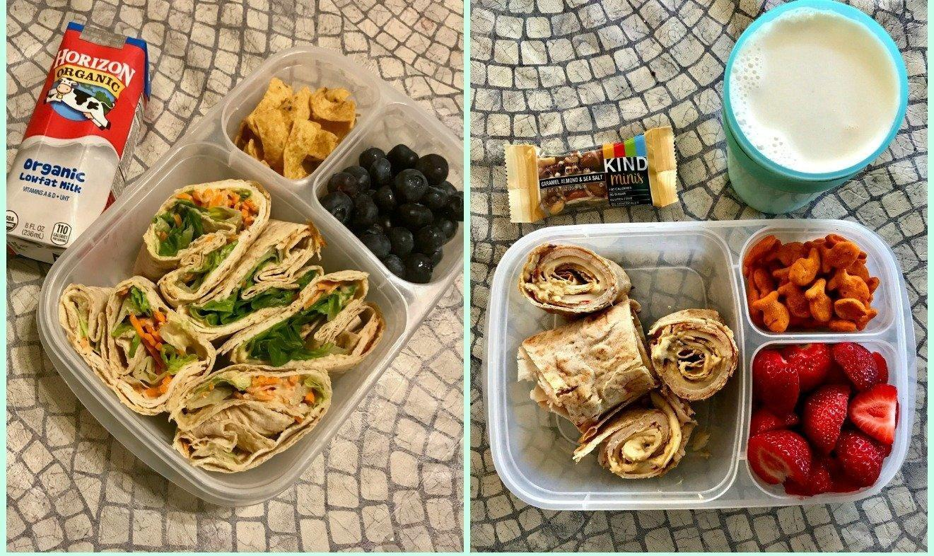 Type 1 Diabetes Lunch Box Ideas