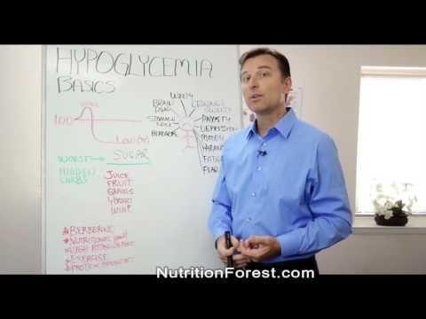 Hypoglycemic Symptoms Without Diabetes