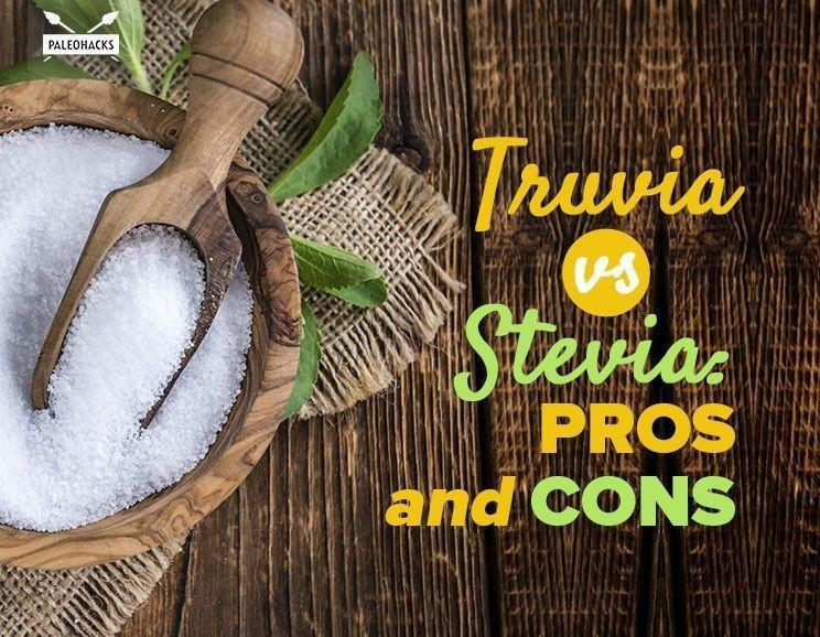 Truvia Vs Stevia: Pros And Cons