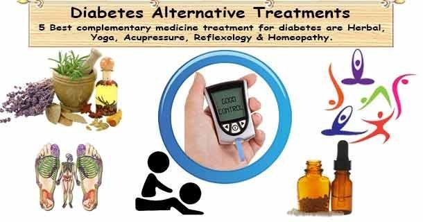 Integrative Therapies For Diabetes