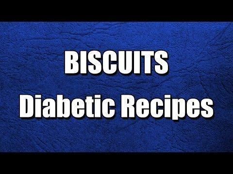 Diabetic Biscuits Recipe