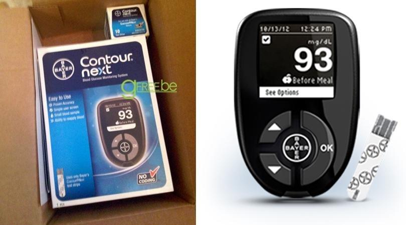 *hot* Free Diabetic Glucose Meter & Test Strips In The Mail + Free Shipping!