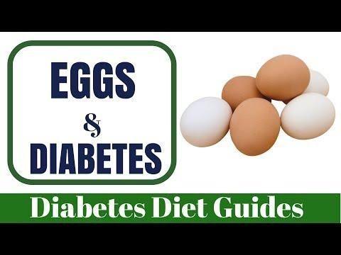 Egg White And Diabetes