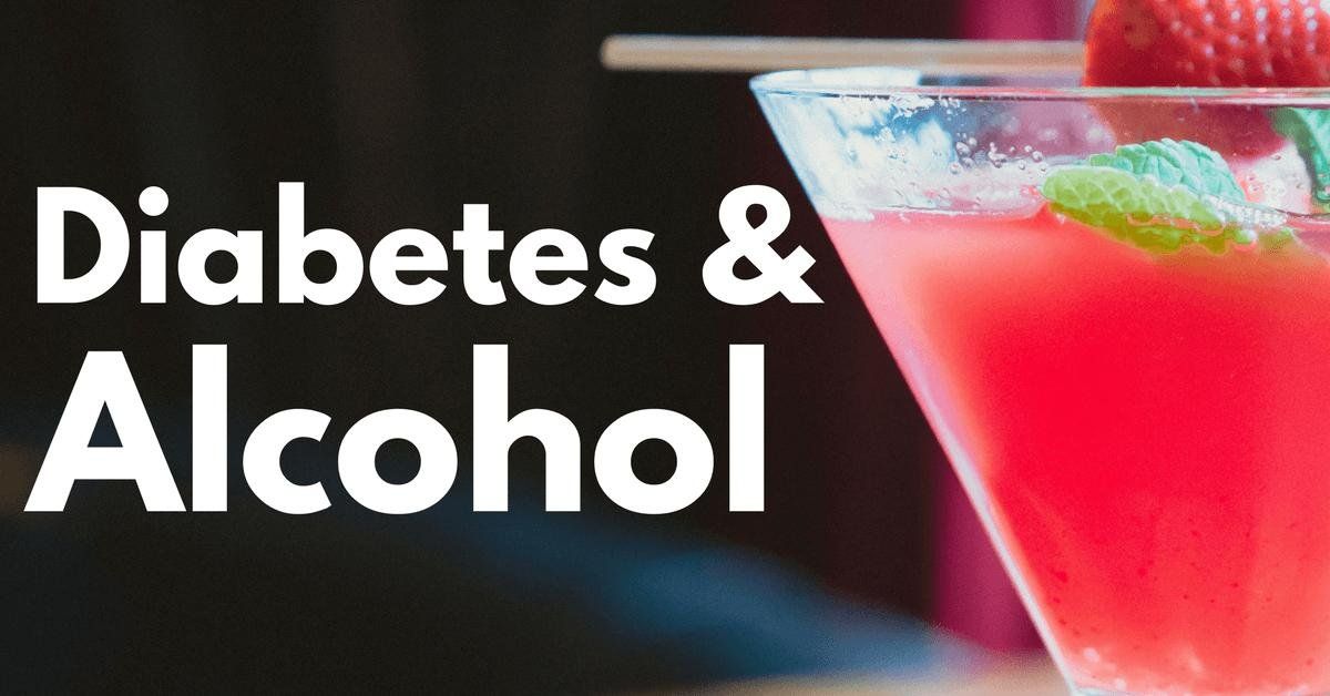 Diabetes & Alcohol? Here's what you need to know