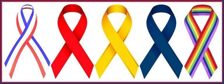 Awareness Ribbons - The Colors And What They Represent