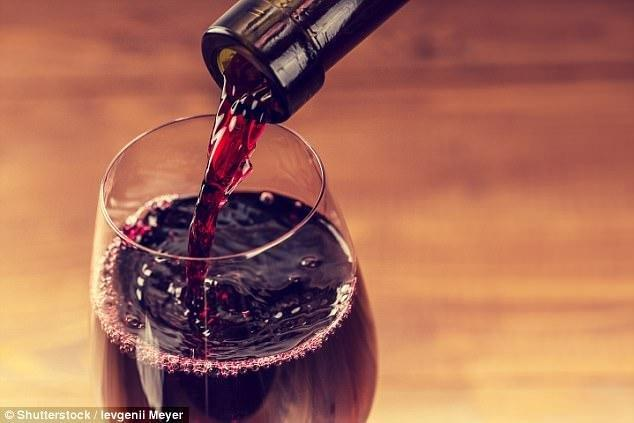 Is Red Wine Good For Diabetics? Study Claims The Tipple's Main Antioxidant Can Help Reduce Artery Stiffness For Type 2 Sufferers