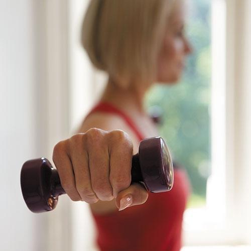 Desarrollar La Musculatura Ayuda Con El Control De La Glucosa