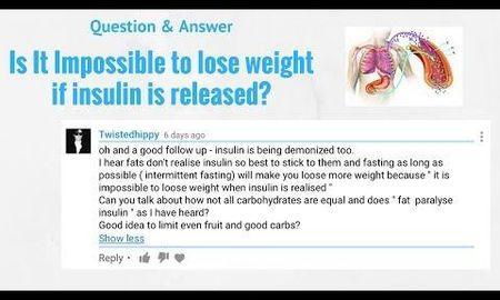 When Insulin Is Released
