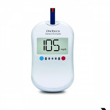 One Touch Select Simple Glucometer Price Philippines