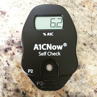 After Nearly Ten Years Of A Rising A1c (8.2 Last Count). 3 Months Of Low Carb And It's Finally Taken A Positive Turn! : Diabetes