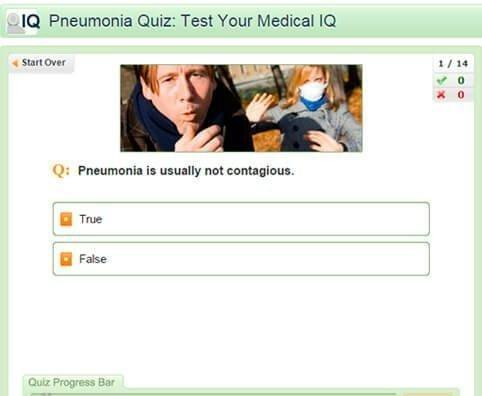 Diabetes Pneumonia Symptoms