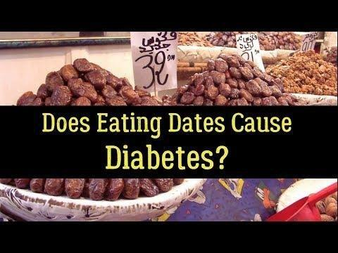 Is Dates Are Good For Diabetes?
