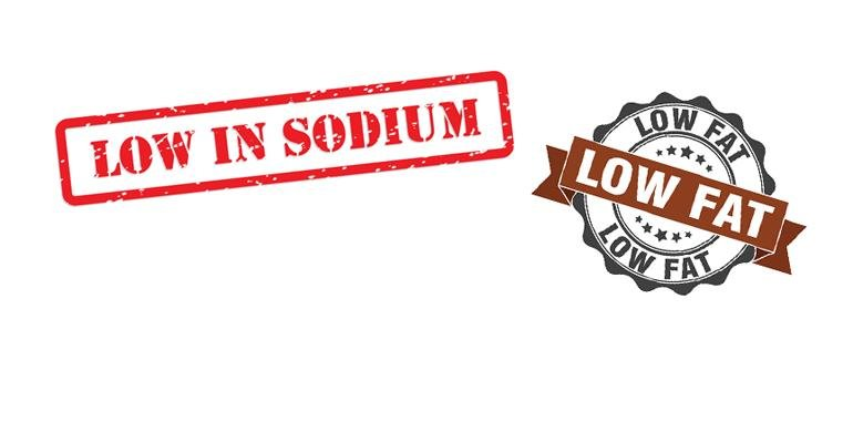 The Problem With Low-fat, Low-sugar And Low-salt Claims