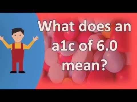 Hba1c 6.1 Means